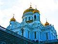 Храм Христа Спасителя, м.Кропоткинская. Moscow, Russia - panoramio - Oleg Yu.Novikov (11).jpg