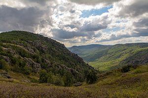 Abzelilovsky District - Kryktytau Mountain Range in Abzelilovsky District