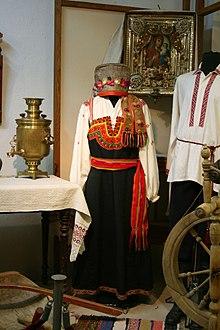 Национальная русская одежда доклад 6619