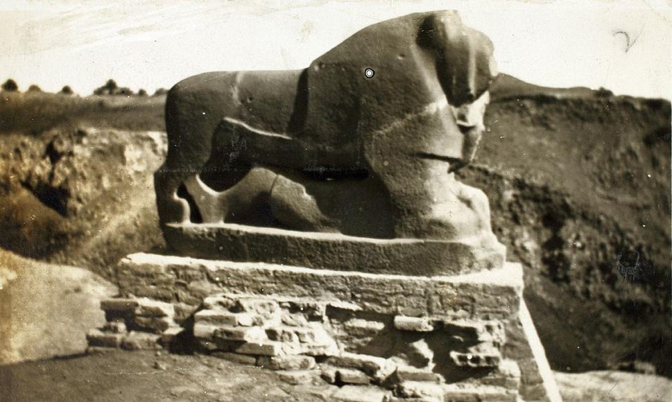 أسد بابل - Lion of Babylon