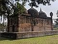নয়াবাদ প্রাচীন মসজিদ পশ্চিম হতে.jpg