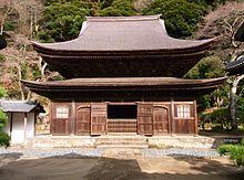 禅宗様の代表的建築 円覚寺舎利殿の参考画像