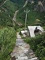 尖朵朵瀑布下山阶梯.jpg