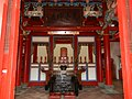 文祠正殿 Main Hall of Wen Shrine - panoramio.jpg