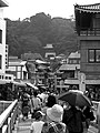 江の島神社参道, Enoshima Shrine Street - panoramio.jpg