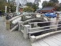 津島神社(愛知県) - 石橋.JPG