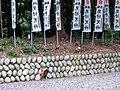 見付天神のニワトリ - panoramio.jpg