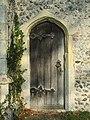 -2020-02-07 Side door, South Elevation of Saint Nicholas Church, Trunch Road, Swafield (2).JPG