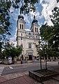 00740 Biłgoraj, kościół par. p.w. Wniebowzięcia NMP, 1 poł. XVIII, 2 poł. XIX, XX.jpg