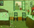 01-Pere Torné Esquius. L'habitació triste, c. 1913.Biblioteca Museu Víctorbalaguer. Vilanova i la Geltrú.jpg