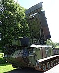 012 - BUK search radar 9C18M1 'Snow Drift' (24696522758).jpg