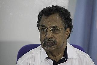 Mahamat Saleh Annadif Chadian diplomat