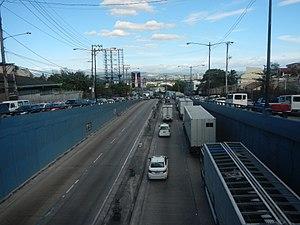 Circumferential Road 5 - Bonny Serrano Underpass
