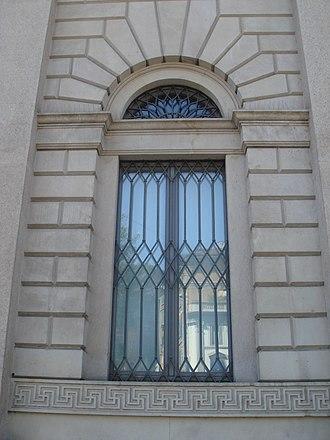 Fanlight - Image: 03576 Porta Venezia, Milano Dettaglio Foto Giovanni Dall'Orto 23 Jun 2007