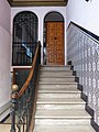037 Casa Germanes Estadella, c. Ferrers 60 (Vilafranca del Penedès), vestíbul.jpg