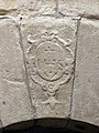 045 Molí de la Sal, escut de la llinda.jpg