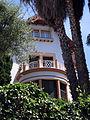 048 Casa Flores, o Torre Matas, c. Clòsens 92 (Sant Andreu de Llavaneres).JPG