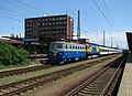 09.05.2012, Pardubice hl.n. 140.004-3 (E 499.004) a 759.002-9 (T 499.0002) v čele Sv 1306 Bohumín - Praha ONJ.jpg
