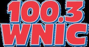 WNIC - 100.3 WNIC Logo 2003–2010
