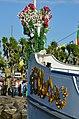 100 Jahre Dampfschiff Stadt Rapperwil - Hafenfest Rapperswil - 'Rosenempfang' 2014-05-23 19-37-31.JPG
