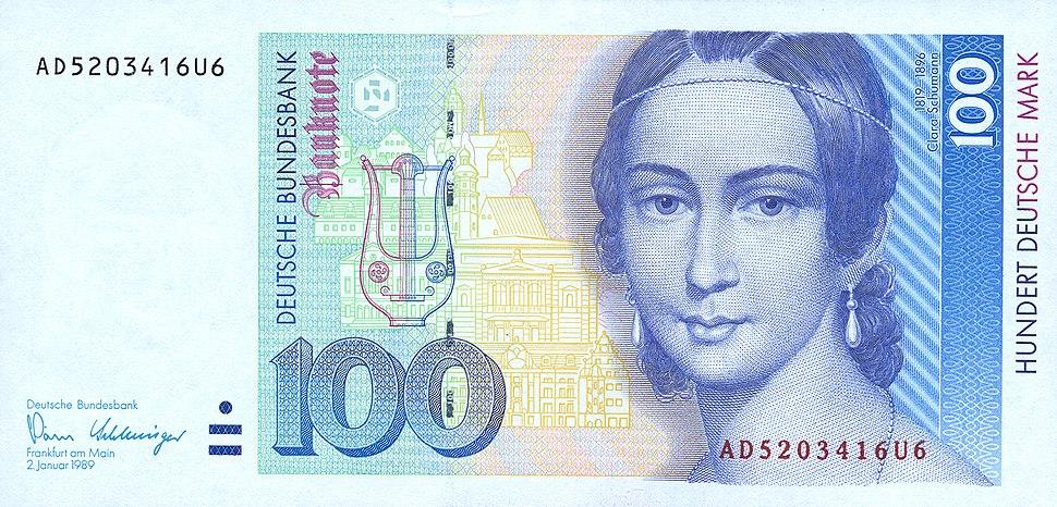 100 Mark (O)