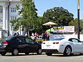 100 Mile Peanut Pickin' Yard Sale, from outside Courthouse Square, Moultrie.JPG