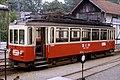 105R35180683 Attergaubahn, Endstelle Attersee, Triebwagen BET 20108.jpg