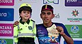 10 Etapa-Vuelta a Colombia 2018-Ciclista Sebastian Molano-Ganador Etapa 2.jpg
