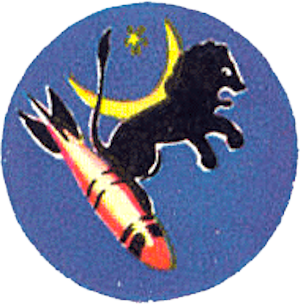 10th Missile Squadron - Emblem of the 10th Bombardment Squadron