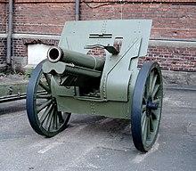 122 мм гаубица образца 1910 30 годов - фото 7