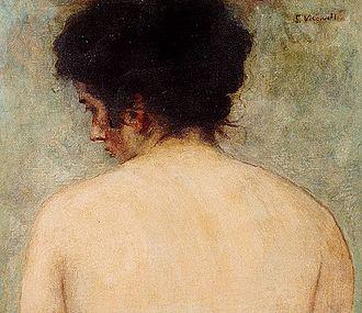 Rio Grande do Sul Museum of Art - Image: 12 Dorso mulher MARGS