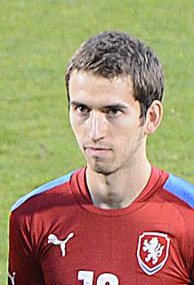 Tomáš Hořava Czech Supercup winner, soccer player and soccer representant