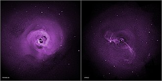 Perseus Cluster - Image: 14 296 Galaxy Clusters Perseus Virgo Chandra X Ray 20141027