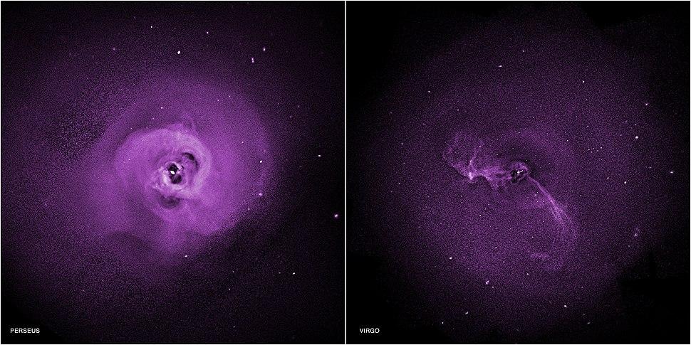 14-296-GalaxyClusters-PerseusVirgo-ChandraXRay-20141027