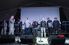 140218-F-VU439-187 American R & B band Mint Condition at Transit Center at Manas, Kyrgyzstan, 2014.jpg