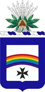 166th Infantry coa