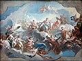 1729 Carloni Aufbruch der Göttinnen Juno, Venus und Minerva zum Parisurteil Gemäldegalerie Kat.Nr. 2003 anagoria.jpg