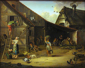 Peasant - A farm in 1794