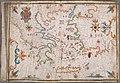 17th century Portolan chart of the Eastern Mediterrenean, the Aegean Sea and the Sea of Marmara.jpg