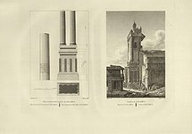 1806-1820, Voyage pittoresque et historique de l'Espagne, tomo I, Plano geometral del sepulcro de Zalamea, Sepulcro de Zalamea.jpg
