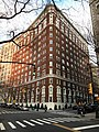180 Riverside Drive, 90th Street corner, Upper West Side, Manhattan, New York.jpg