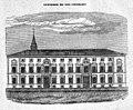 1847, Diccionario geográfico-estadístico-historico de España y sus posesiones de ultramar, tomo X, Madoz, Palacio de los Consejos.jpg