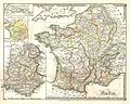 1855 Spruneri Map of France - Gaul - Gallia in Ancient Times - Geographicus - Gallia-spruneri-1855.jpg