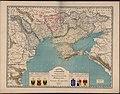 1860. Карта губерний Херсонской, Екатеринславской, Таврической и Области Бессарабской.jpg