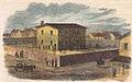 1862 Harper's Weekly Civil War View of Richmond, Virginia - Geographicus - Richmond-harpersweekly-1862 part02 Henrico county jail.jpg