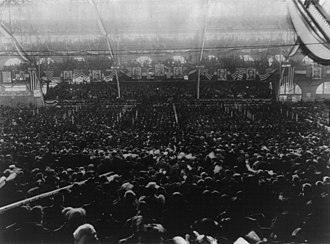 1896 Democratic National Convention - Image: 1896 DNC (2)