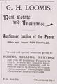 1898 GHLoomis NewtonMA BlueBook.png