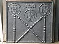18th c. Pillars with Christogram Fireback.jpg