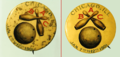 19010112 Badge Before and After- First American Bowling Congress (ABC) tournament.png