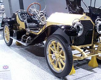 Stutz Motor Company - 1912 Stutz Bearcat